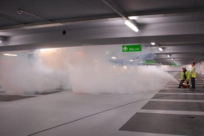 Car Park Smoke Test