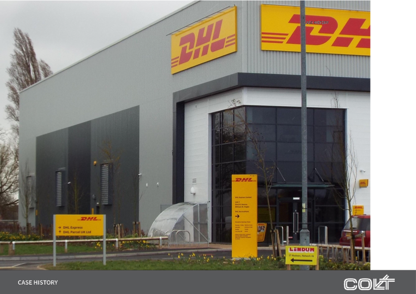DHL - Lincoln