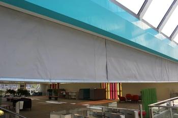 North Harbour FM1 Fire Curtain