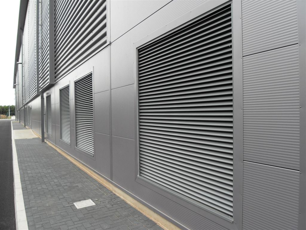 Consider The Ancillaries When Specifying Weather Louvres